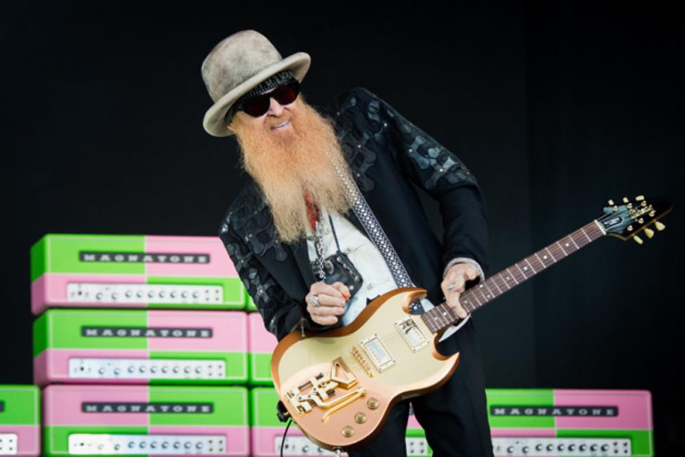 Billy Gibbons & Super Sonic Blues Machine: ecco chi li incontrerà
