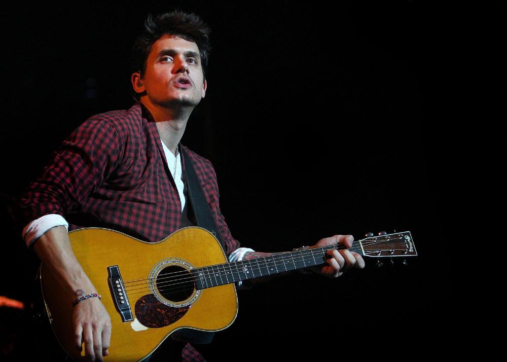 "John Mayer: suonare ""Why Georgia"""