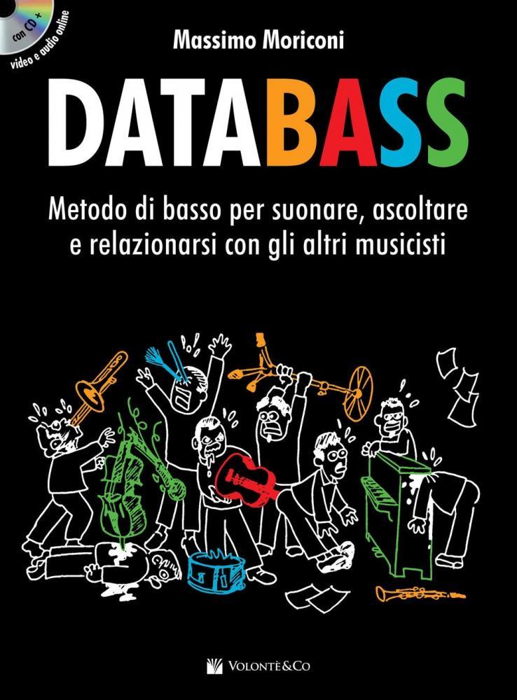 """Il """"DataBass"""" di Massimo Moriconi in diretta su Accordo"""