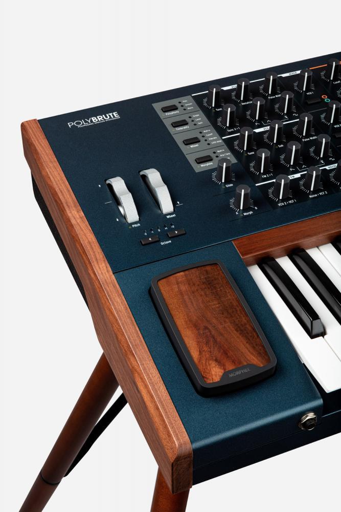 Arturia PolyBrute, il nuovo sintetizzatore analogico polifonico francese
