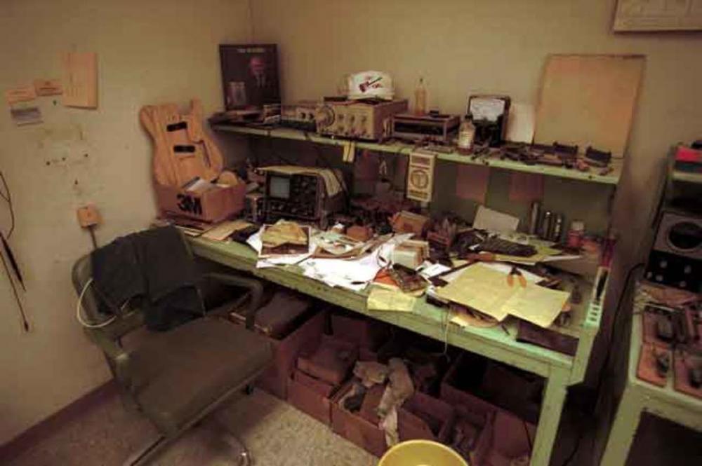 Leo Fender: nasceva 110 anni fa l'uomo che ha cambiato la musica