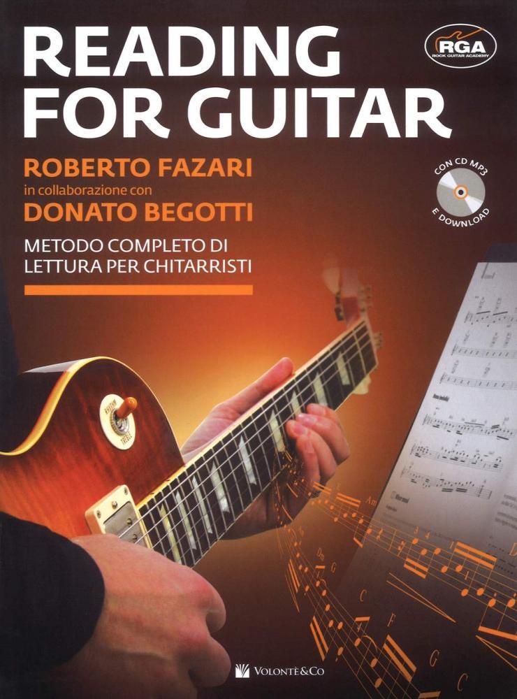 """""""Reading For Guitar"""": leggere è come volare"""