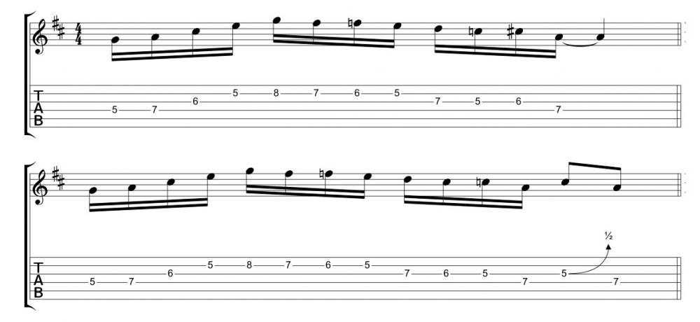 Kris Barras: usare i cromatismi e mettere pepe nel fraseggio blues