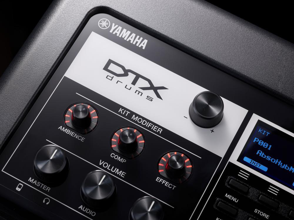 Yamaha DTX6: naturalezza e qualità al servizio della creatività