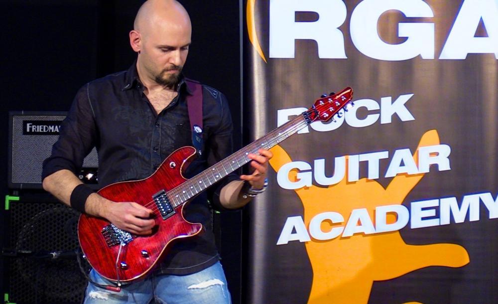 """Reading for Guitar"": intervista a Roberto Fazari e Donato Begotti"