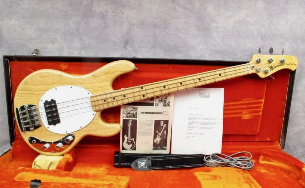 I pickup per basso di Leo Fender