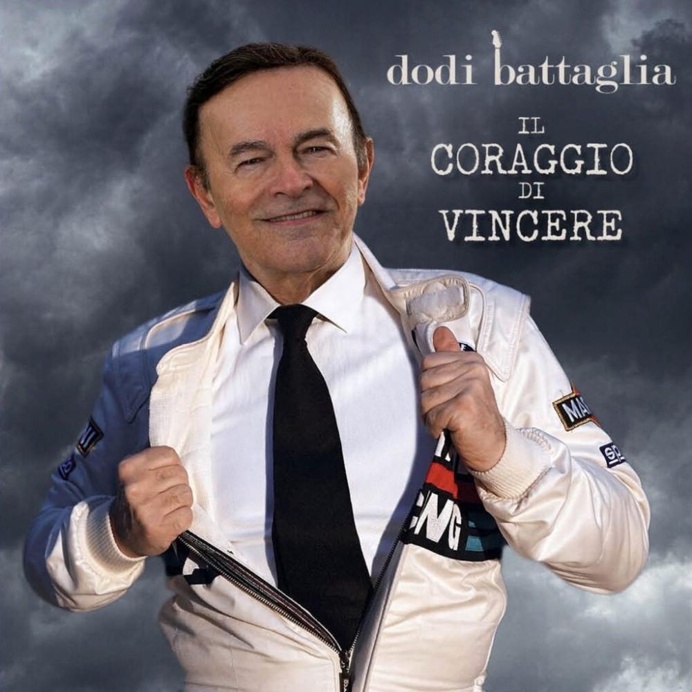 """Dodi Battaglia: dal 12 febbraio il nuovo singolo """"Il coraggio di vincere"""""""