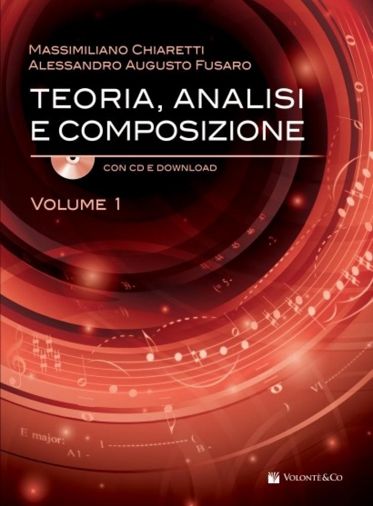 """""""Teoria, Analisi & Composizione"""": un nuovo libro per la teoria musicale"""