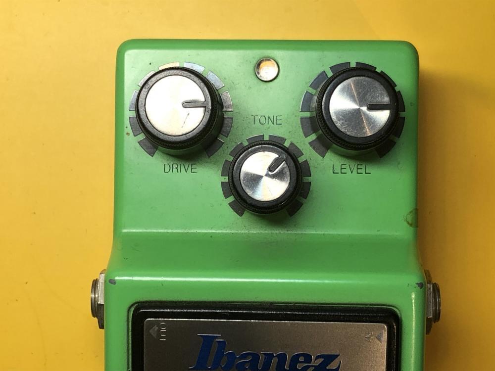 I Grandi Classici: il Tube Screamer Ibanez TS9