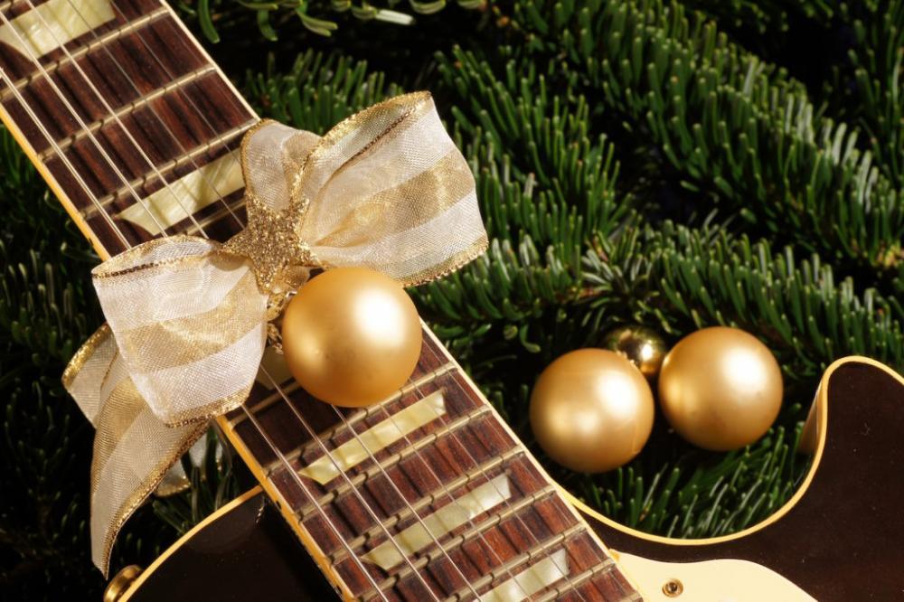 Sotto l'albero del chitarrista: una guida disinteressata