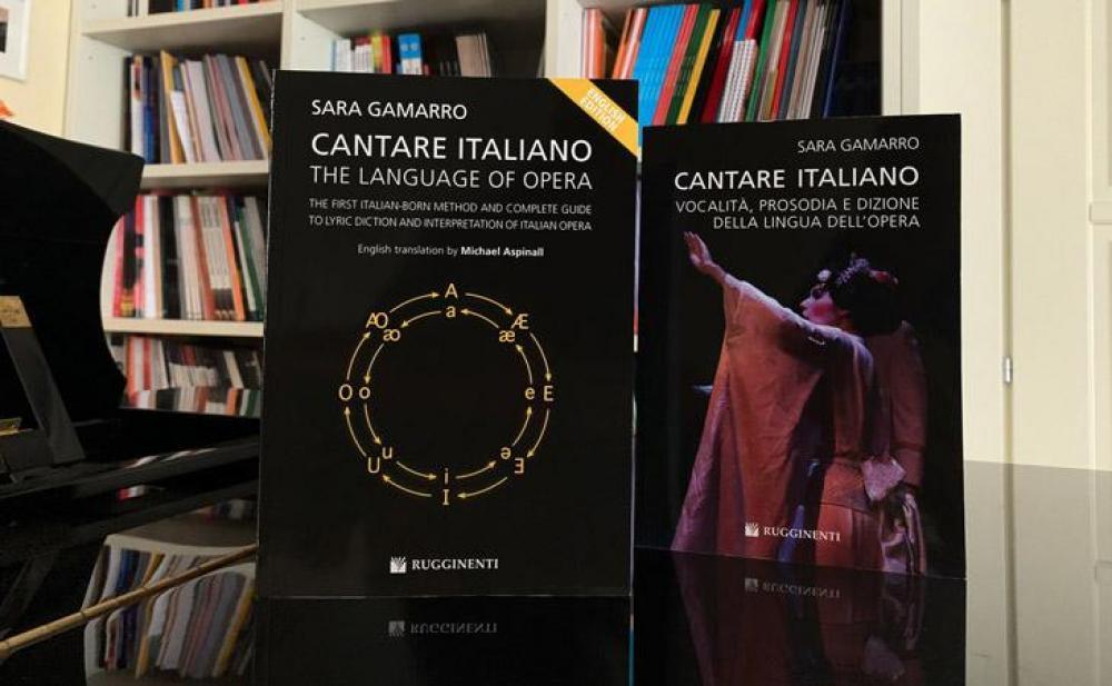 Cantare Italiano intervista a Sara Gamarro
