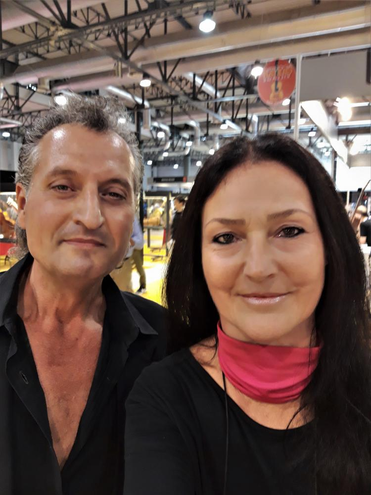 Live in Oslo, il nuovo album di Maurizio Colonna e Luciana Bigazzi