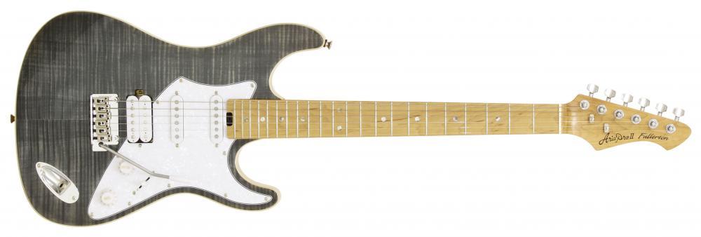 Aria Guitars look classico e distribuzione tutta nuova