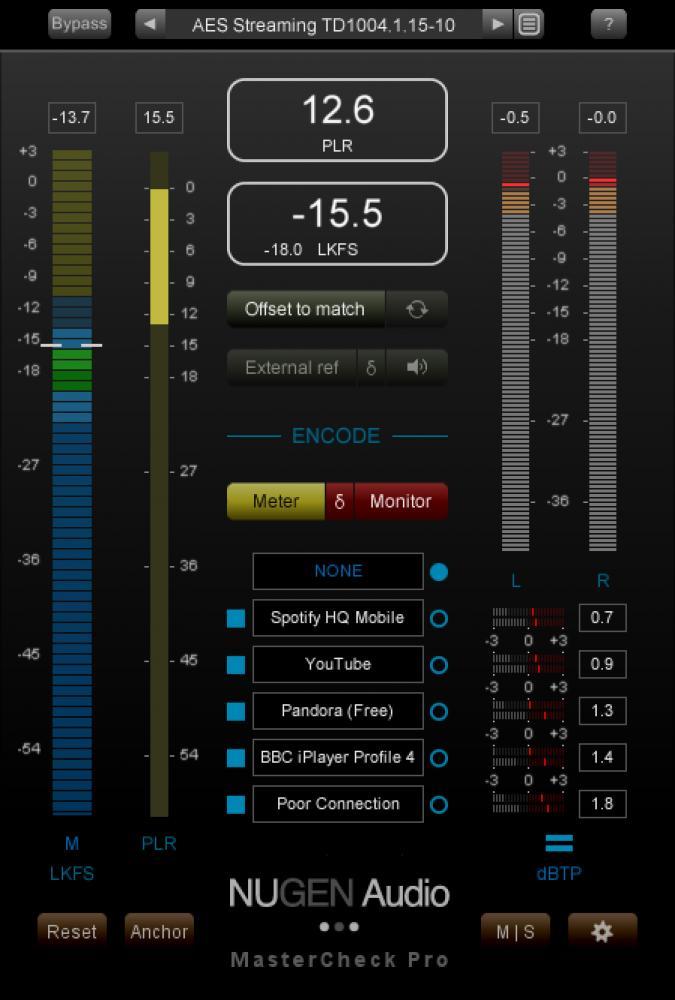 Come ottimizzare la propria musica per lo streaming con NUGEN Audio MasterCheck