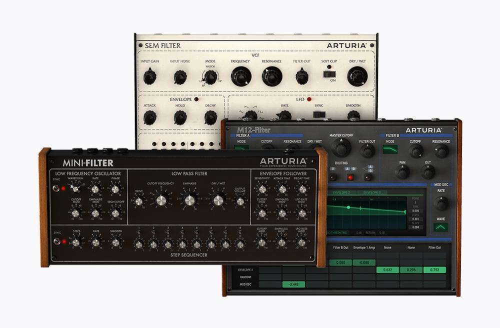 Nuova FX Collection da Arturia