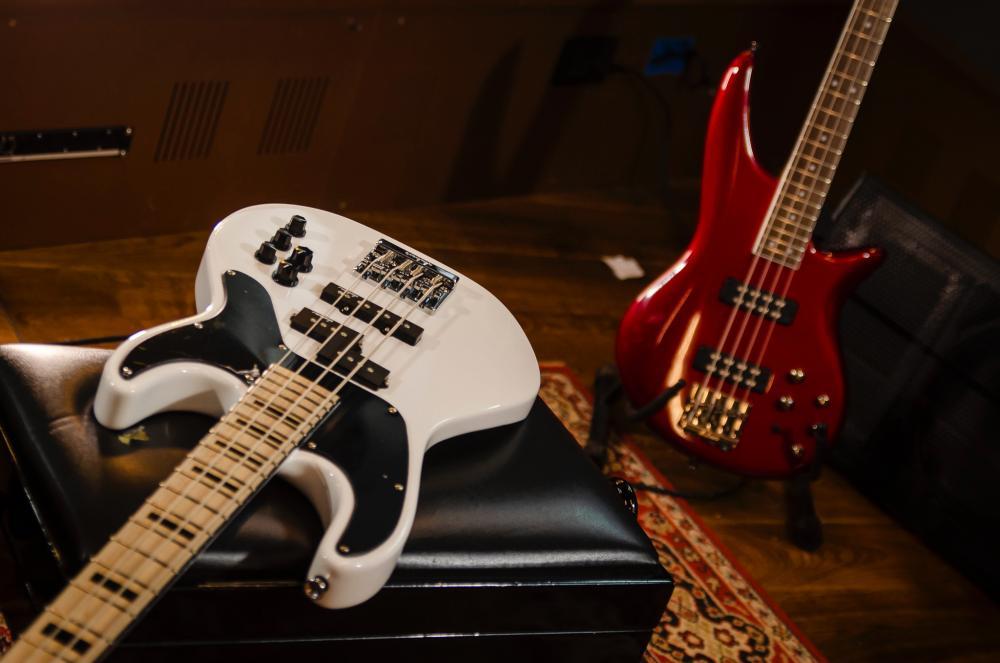 Un bassista atroce e bravissimo
