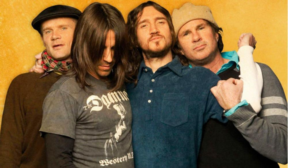 John Frusciante è tornato coi Red Hot Chili Peppers