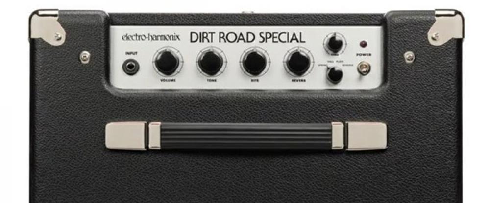 Dirt Road Special: torna l'amplificazione solid state anni '70