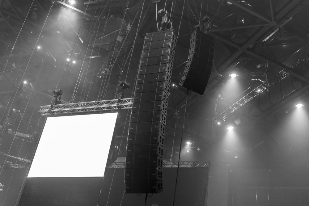 I sistemi VIO sonorizzano il live parigino di Daddy Yankee