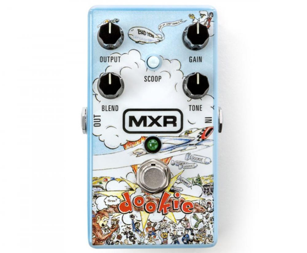 MXR Dookie: la storia del punk rock in scatola