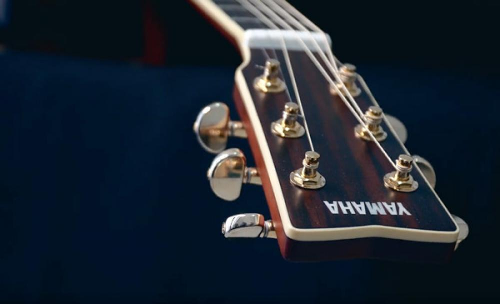 Yamaha LL-TA: come funziona il Transacoustic