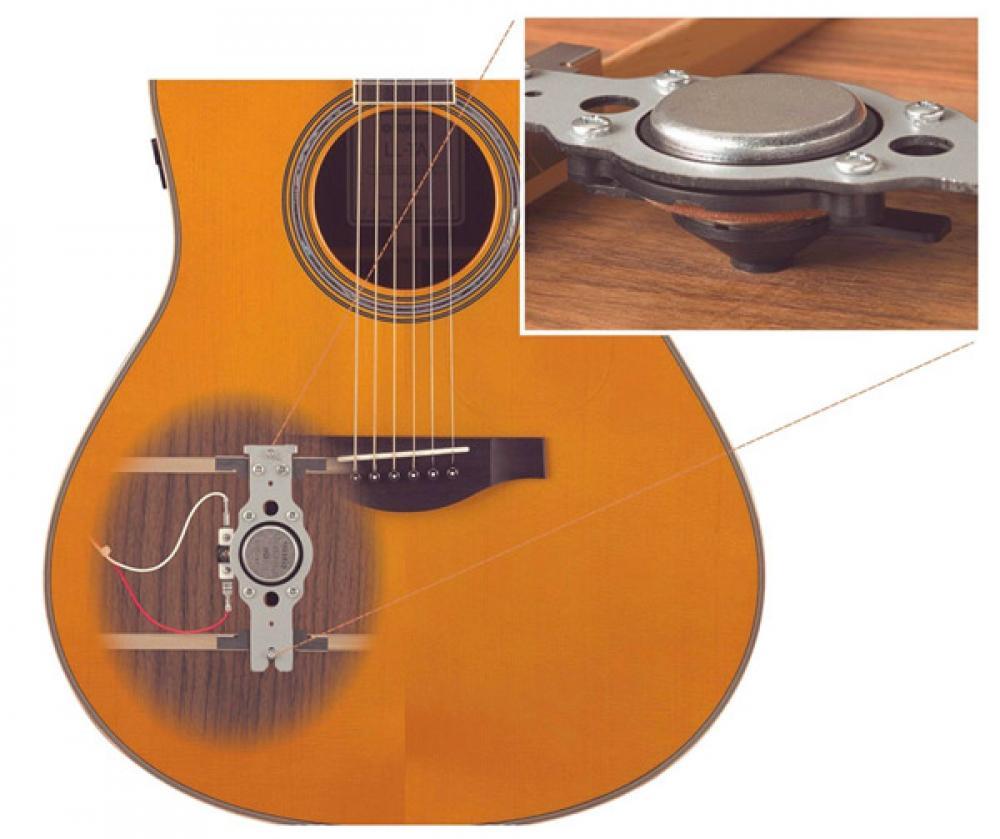 Yamaha Transacoustic: il calore degli ambienti, unplugged