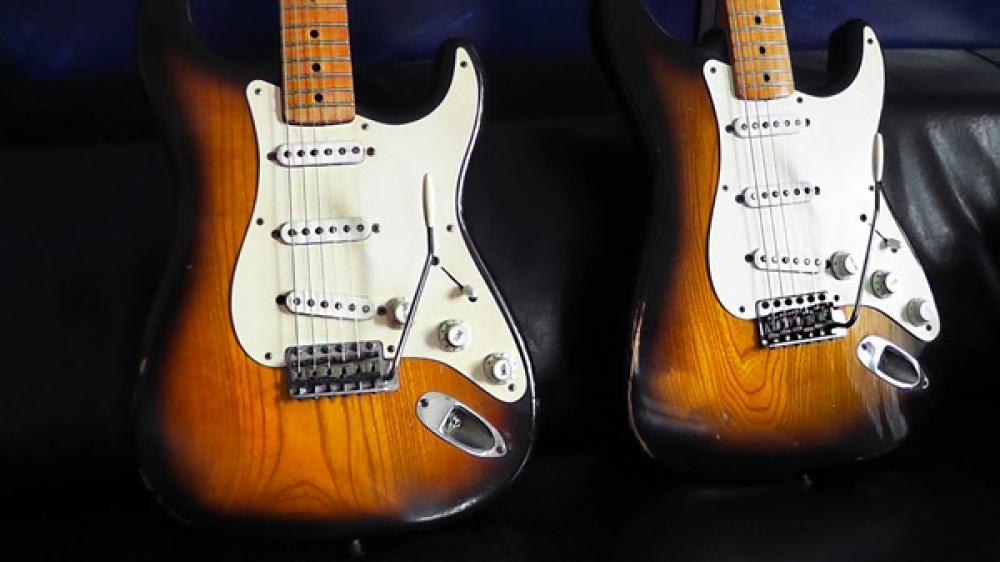 Una visita al Fender Vintage Museum