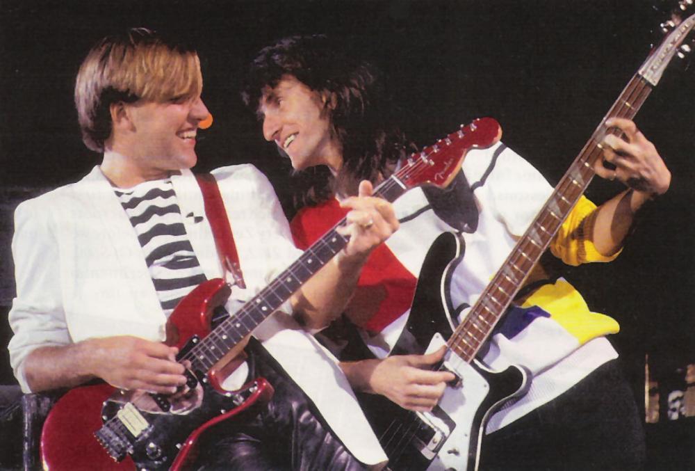 Alex Lifeson: la chitarra alata dei Rush