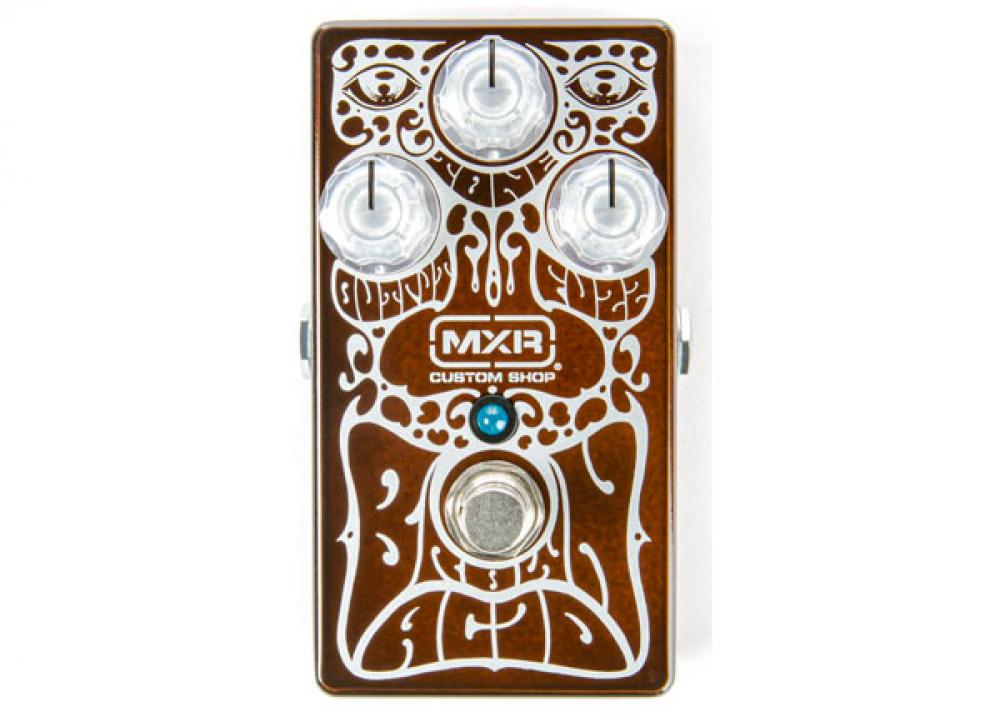 Brown Acid Fuzz: MXR psichedelica
