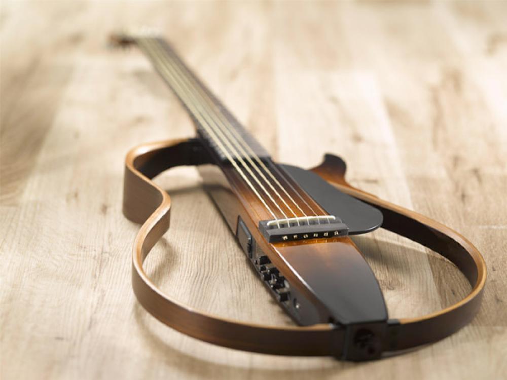 Silent Guitar: dietro la rivoluzione acustica Yamaha
