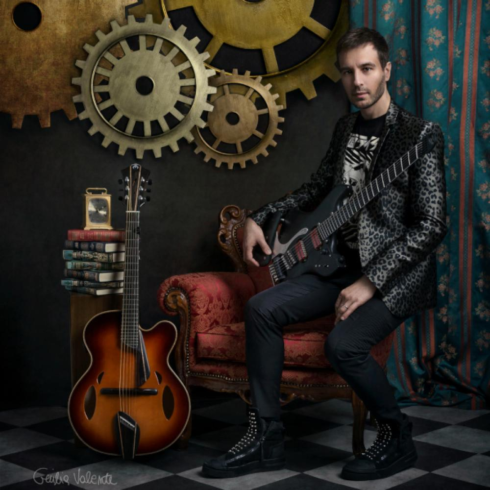 """""""Simple Music for Difficult People Vol.3 - Automata Saga"""" il nuovo disco di Fabio Mittino"""
