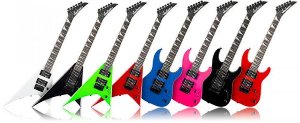 La guida al Natale di Jackson Guitars
