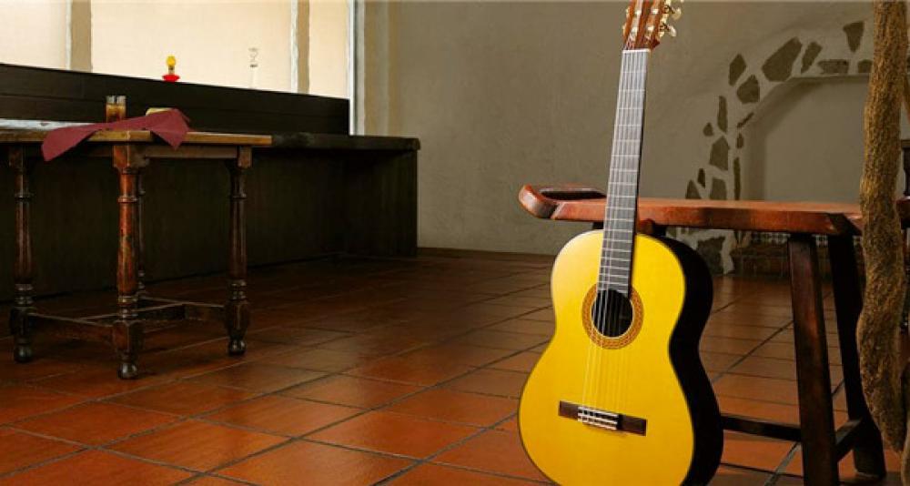 Com'è fatta una chitarra classica