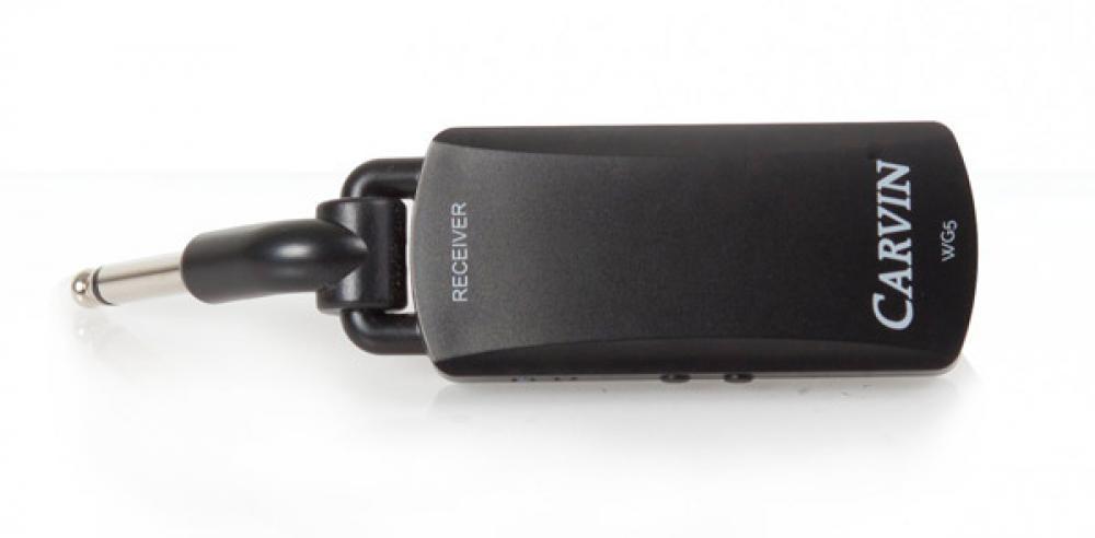 WG5: Carvin in versione wireless