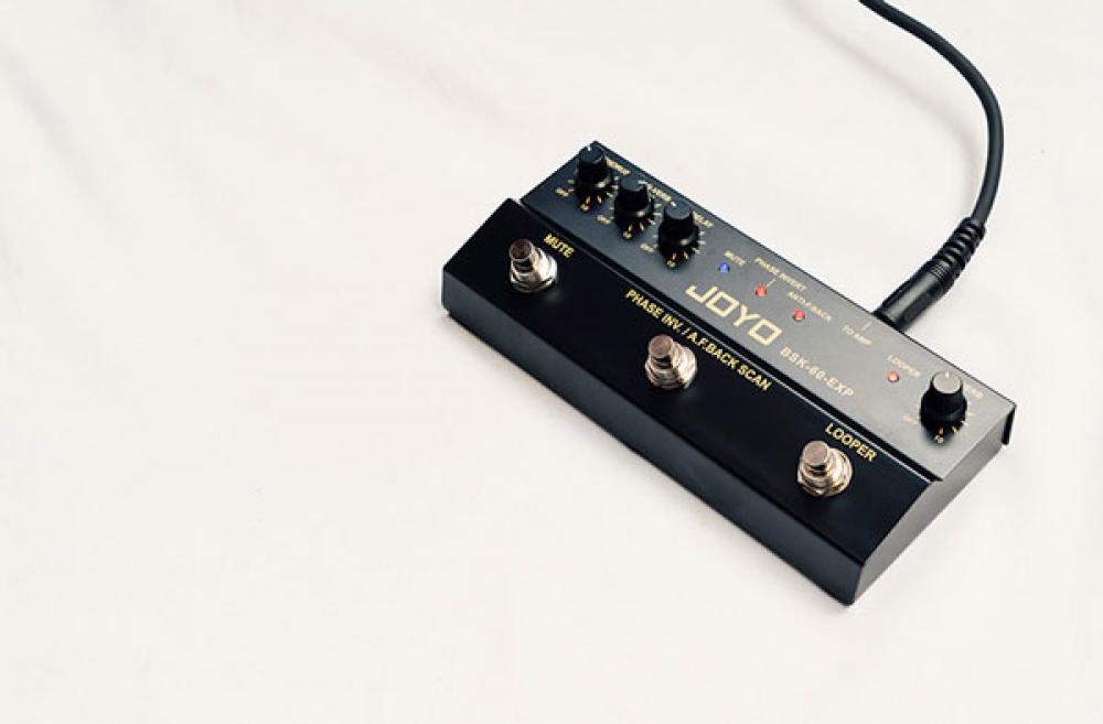 BSK-60: Joyo per l'amplificazione da busker