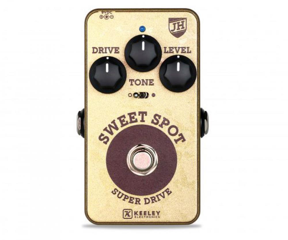 Sweet Spot: Keeley e Johnny Hiland per il Telecaster drive definitivo