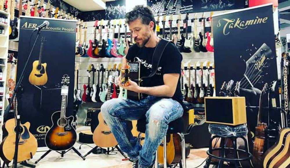 Da Goldwood a Takamine: l'acustico di Gold Music a Cremona