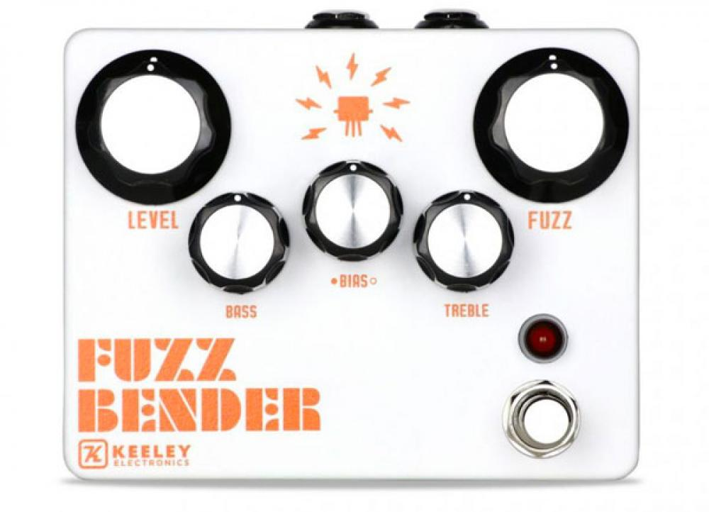 Transistor misti ed eq attiva per il Fuzz Bender