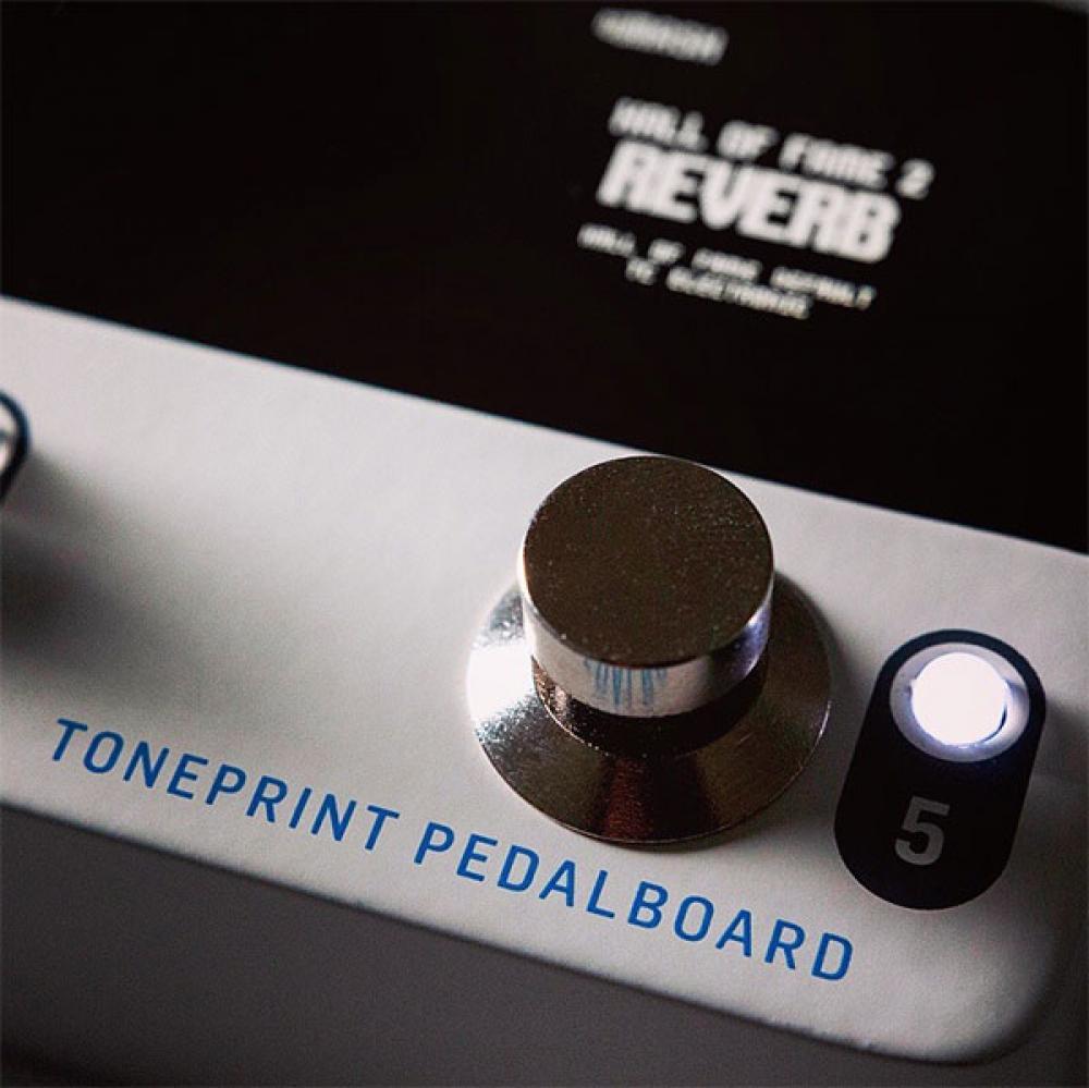 TC è al lavoro su una pedaliera basata su Toneprint?
