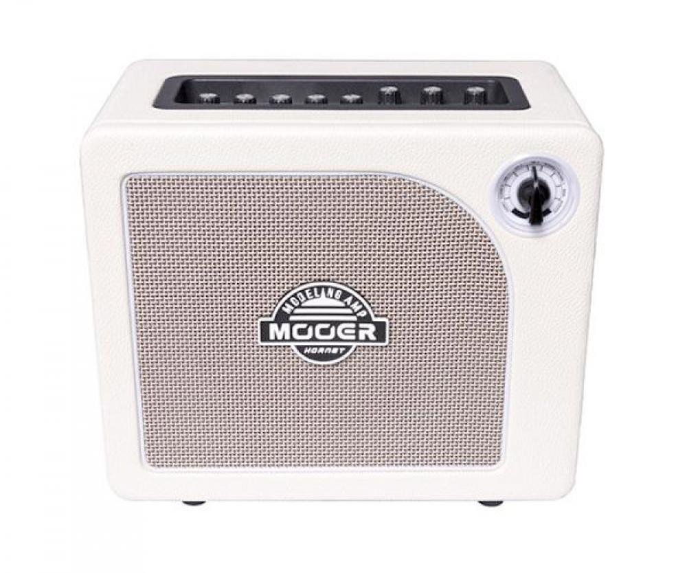 Mooer Hornet White: piccolo, digitale, programmabile
