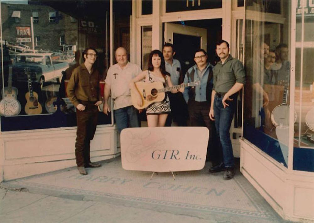 50 anni di Gruhn Guitars: la culla della vintagemania