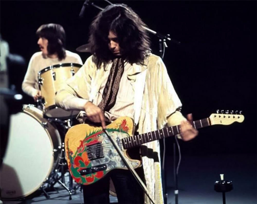 Nel 2019 puoi avere la strumentazione di Led Zeppelin I