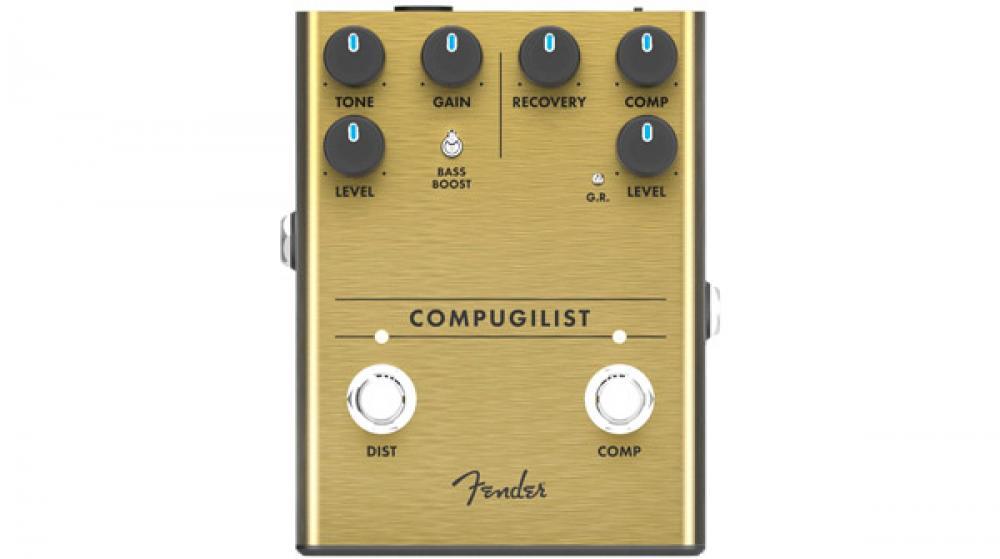 Sei stompbox inediti da Fender