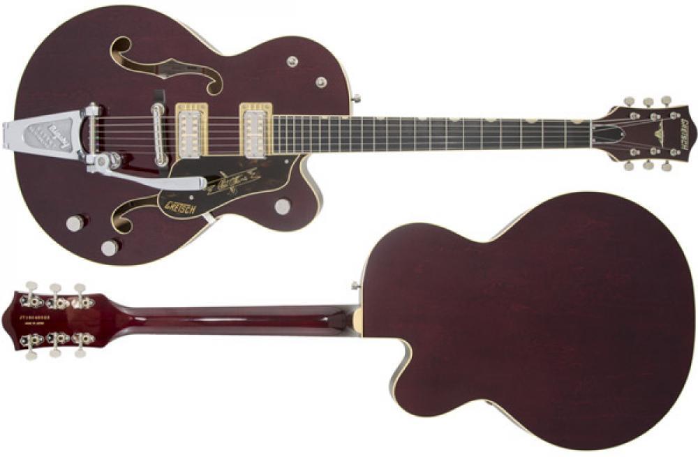 G6120T '59 Nashville: rarità anni '50 tornano in edizione limitata