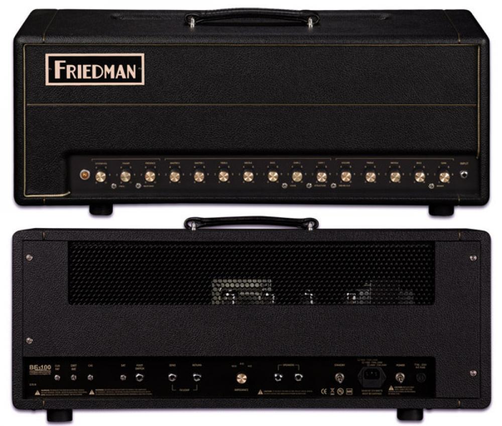 BE-100 Deluxe: versatilità Friedman su un livello superiore