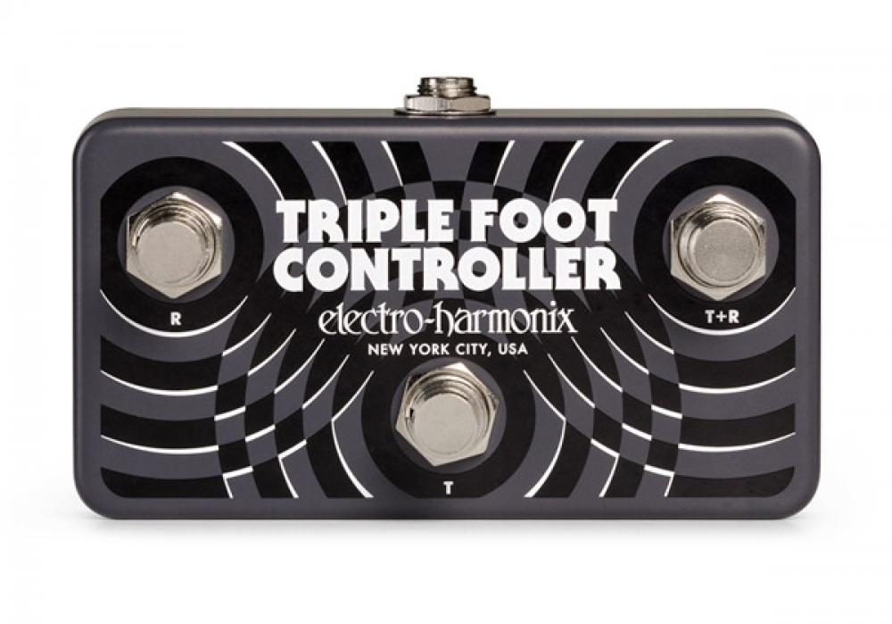 Triple Foot: controller esterno in piccolo