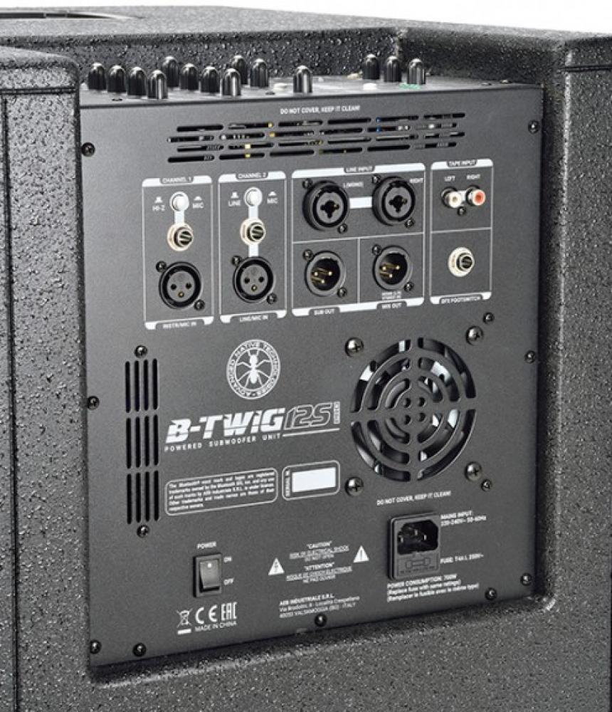 B-TWIG 12 Pro: nuovo e ancora più potente