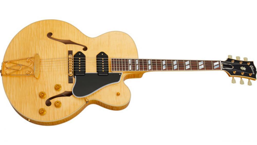 Gibson ricostruisce la ES350T di Chuck Berry