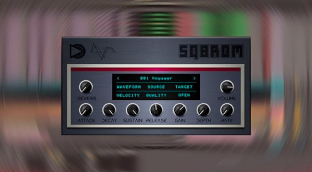 SQ8ROM: il synth SQ-80 torna in un plugin gratuito