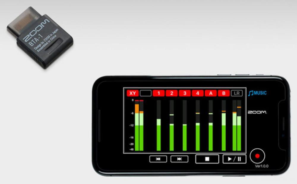 Zoom H8: 12 canali di registrazione in un palmo
